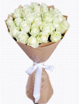 Букет из 27 роз России